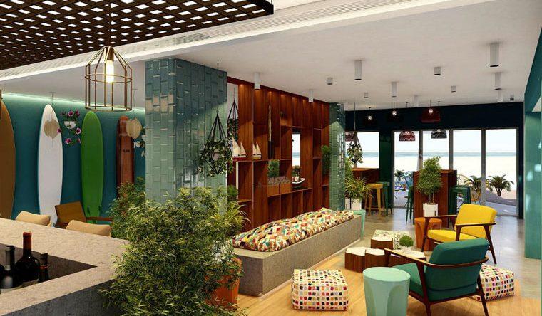 3 Restaurants und 3 Bars bietet der Club (Modellbild)