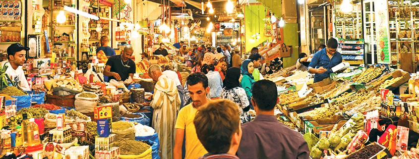 Souk El Had Agadir