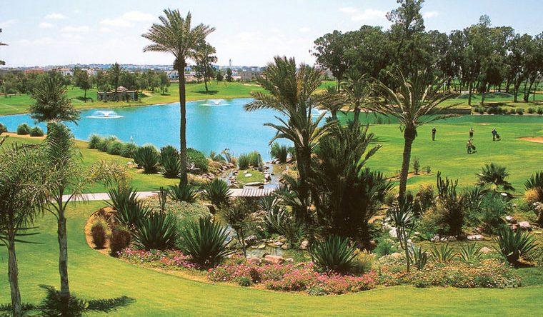 Golfplatz TUI SENSIMAR Tikida Beach