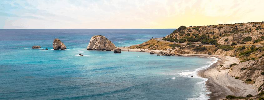 Zypern Petra tou Romiou