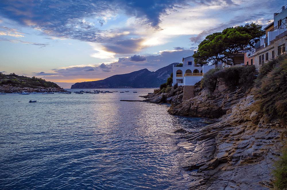 Sant Elm Mallorca Spanien