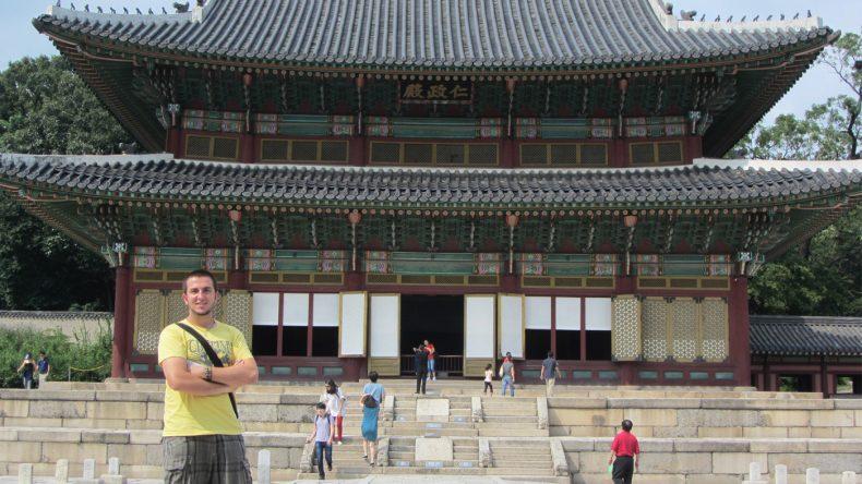 Der Changdeokgung ist die etwas ruhigere und begrüntere Alternative zum großen Gyeongbokgung Palast.