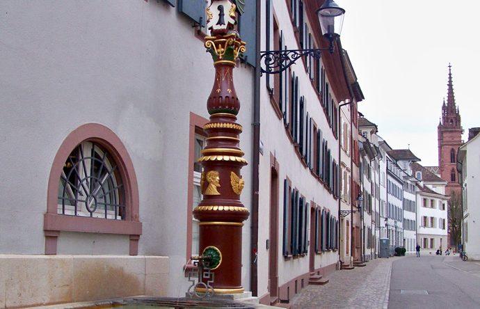 Wunderschönes Basel