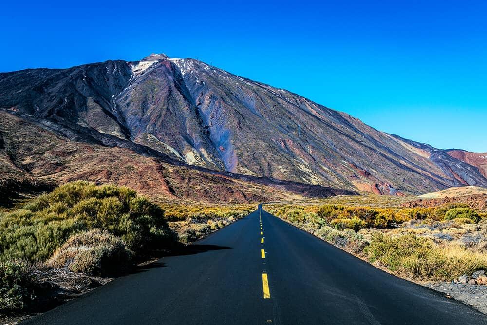 Der Nationalpark El Teide wurde 2007 von der Unesco zum Weltnaturerbe erklärt