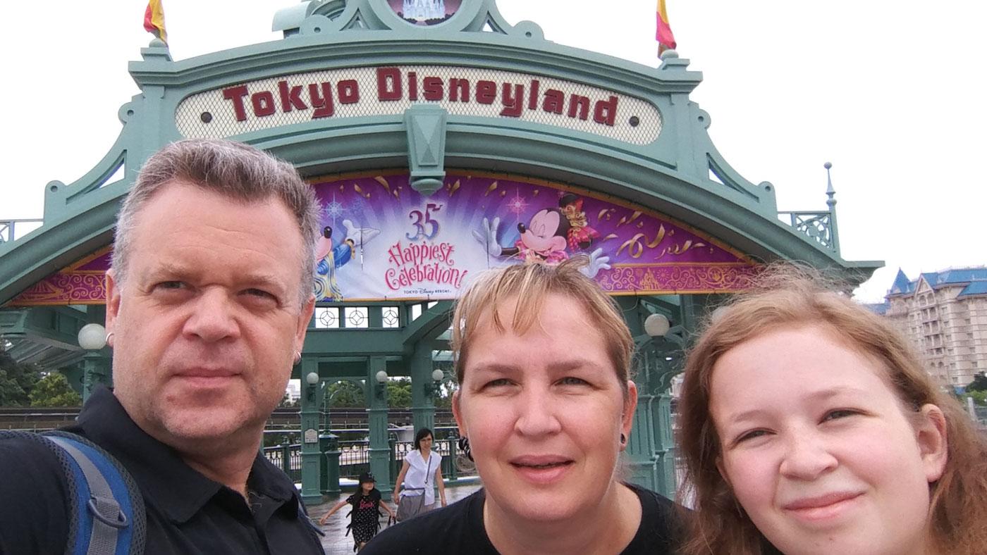 Michaels Familie