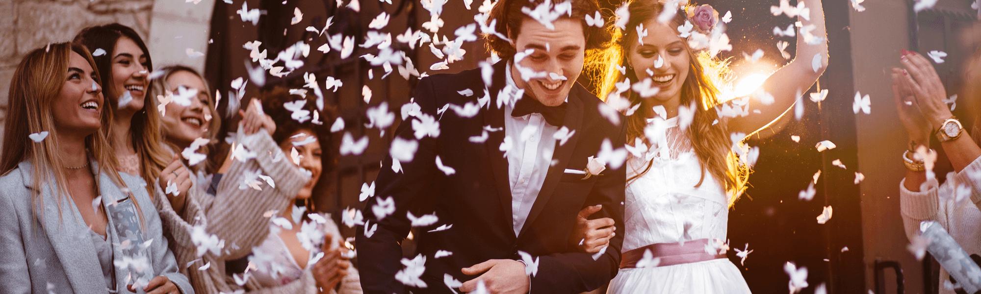 Die fünf schönsten Romantikziele für Honeymooner