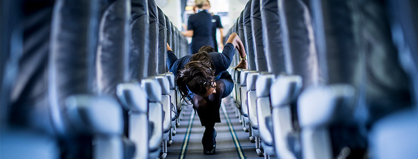 3,2,1 … Vergessen! Was wird im Flugzeug am häufigsten liegen gelassen?