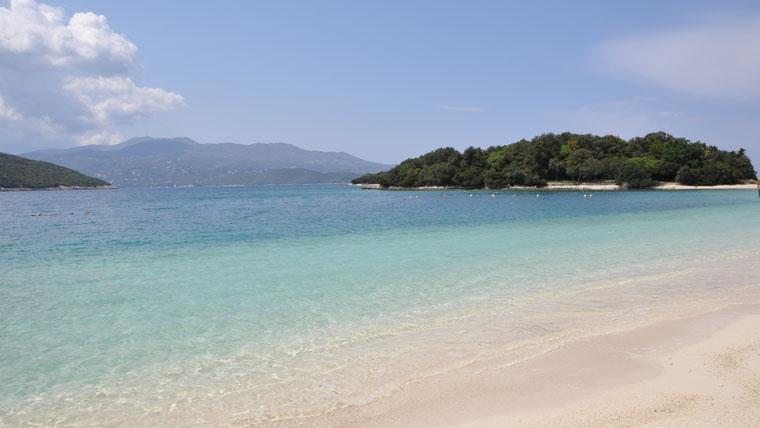 Strand Ksamil
