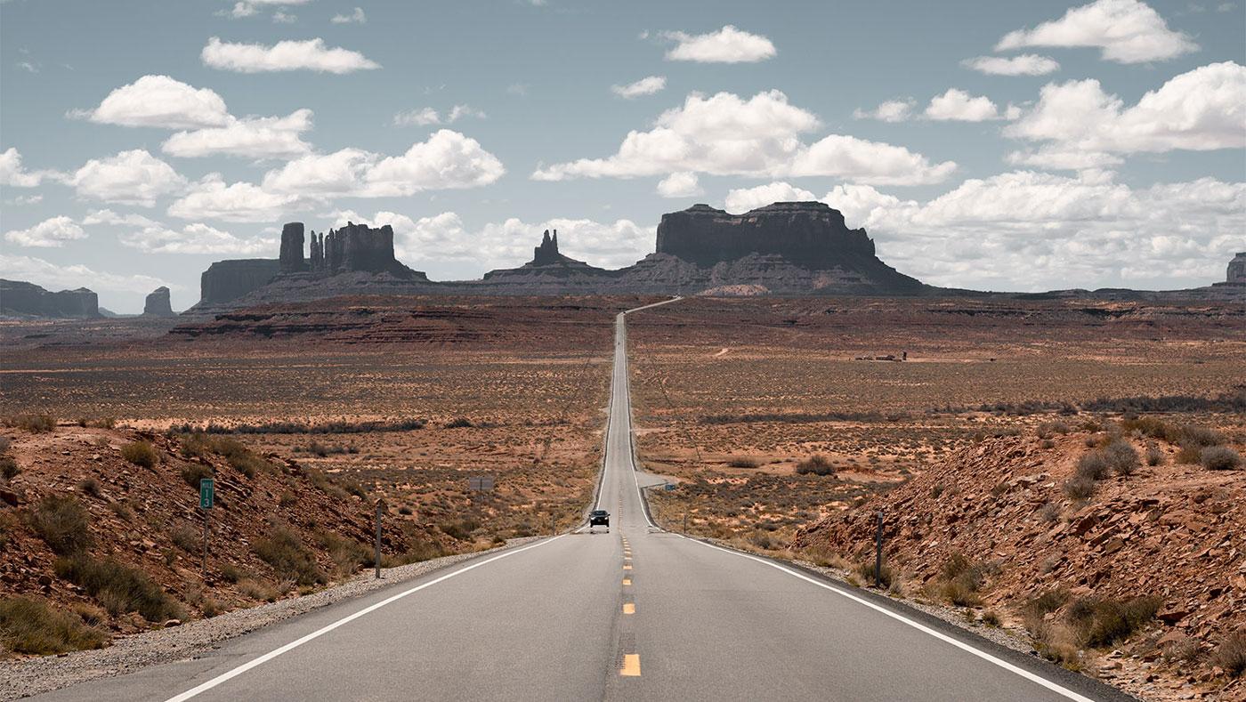 Auf ins Monument Valley!