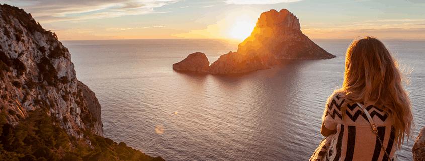 Auf Espalmador leben keine Menschen, was die Insel in einen stillen Zauber hüllt.