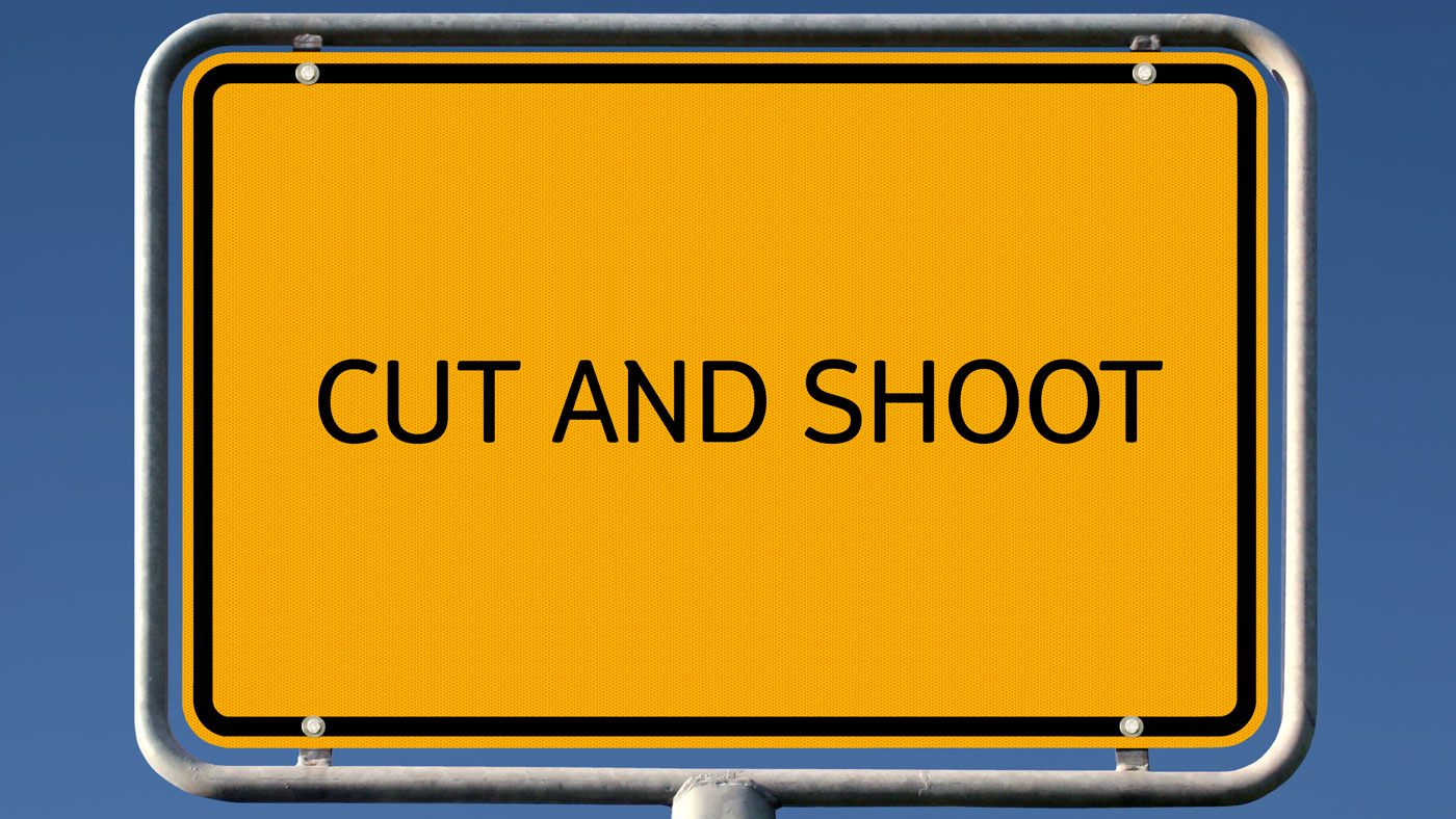 Cut and Shoot ist eine Stadt im Montgomery County im US-Bundesstaat Texas in den Vereinigten Staaten