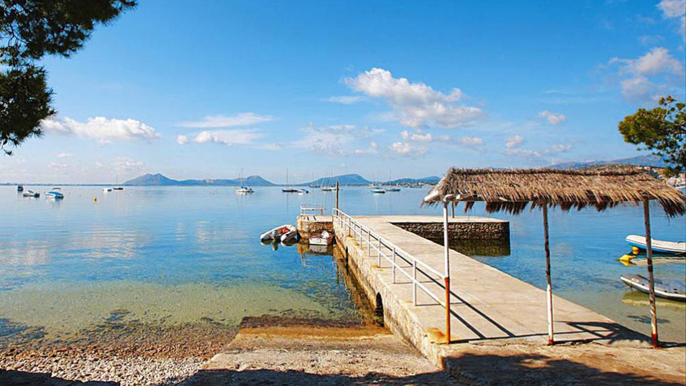 Mallorca Ferienhaus am Strand