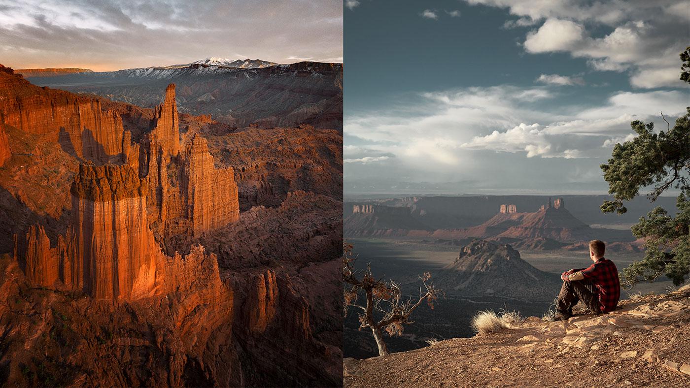 Für Actionfreunde und Sportler genau der richtige Spot ist Moab.