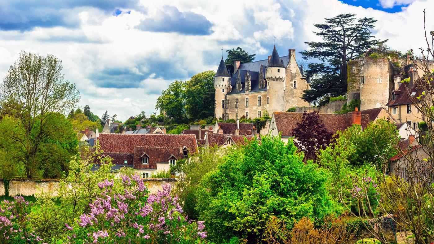 Die charmante französische Gemeinde Montrésor liegt in Frankreich