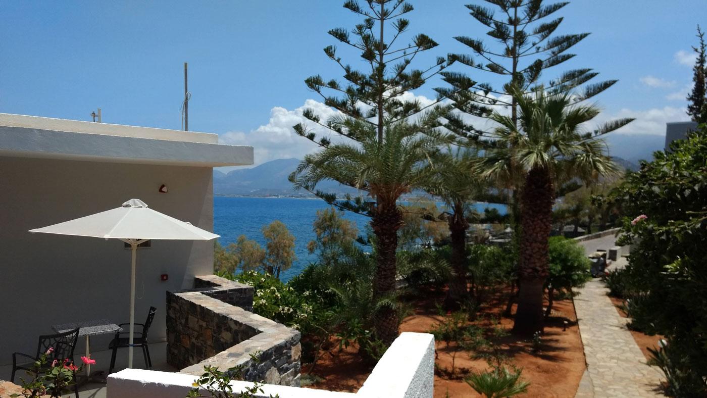 Nana Beach auf Kreta