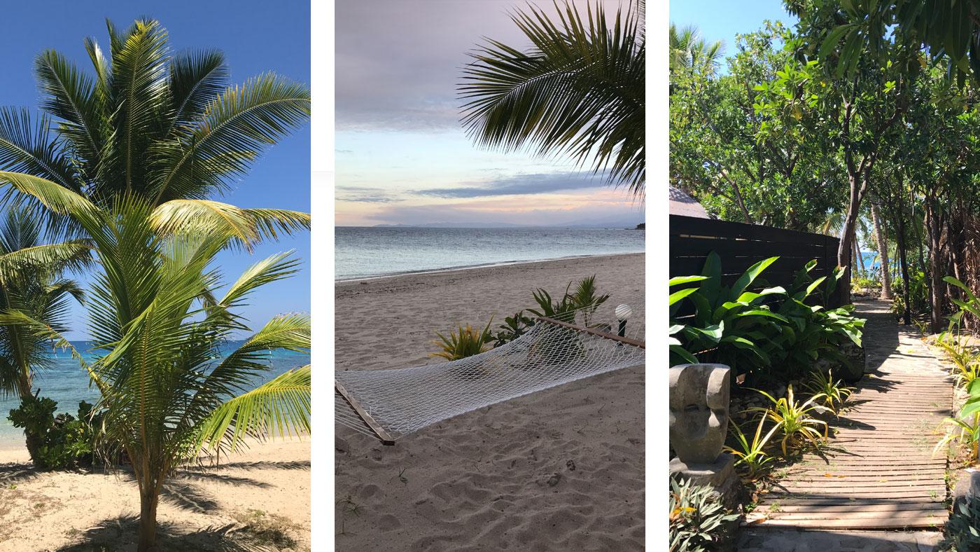 Nanuya Balavu Island ist ein wahres Strandparadies