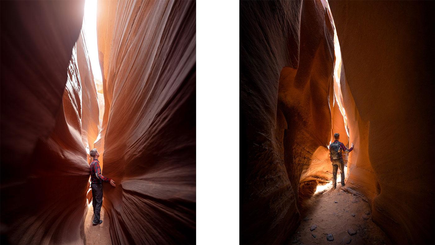 Spektakuläre Fotos könnt ihr in den Canyons of the Escalante machen.