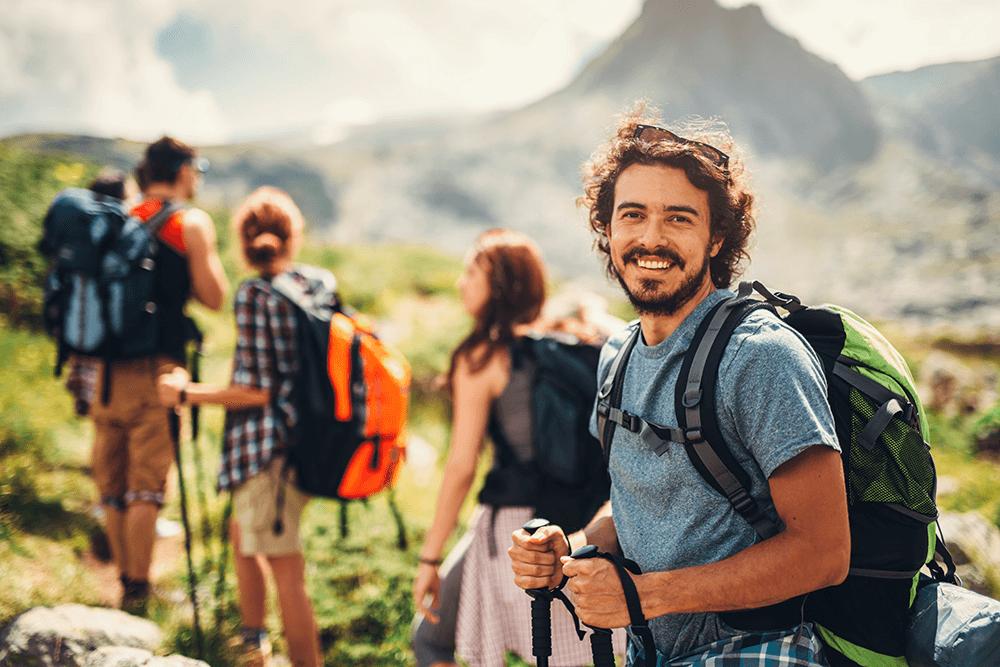 Ein guter Ort, um einen entspannten Badeurlaub in lässiger Atmosphäre mit schönen Wanderungen zu kombinieren, ist das Valle Gran Rey auf La Gomera.