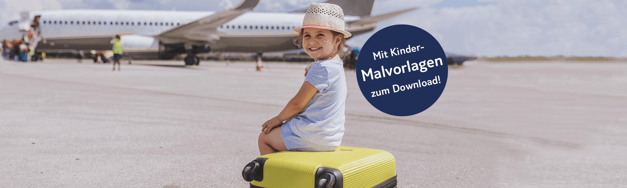 Fliegen mit Kindern – Die besten Reisespiele für unterwegs