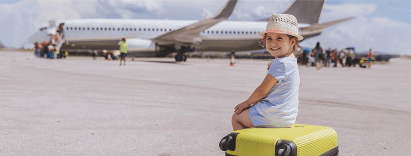 Fliegen mit Kindern Reisespiele Malvorlagen zum Download