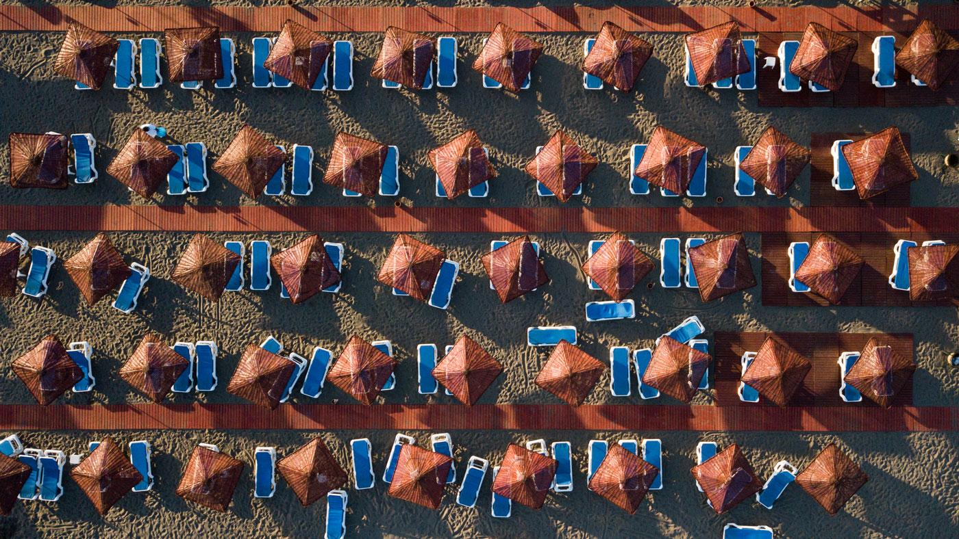 Strand TUI BLUE Sarigerme Park
