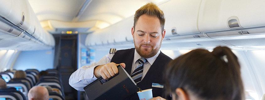TUI fly bietet neues Bordsortiment zur Hauptreisezeit an