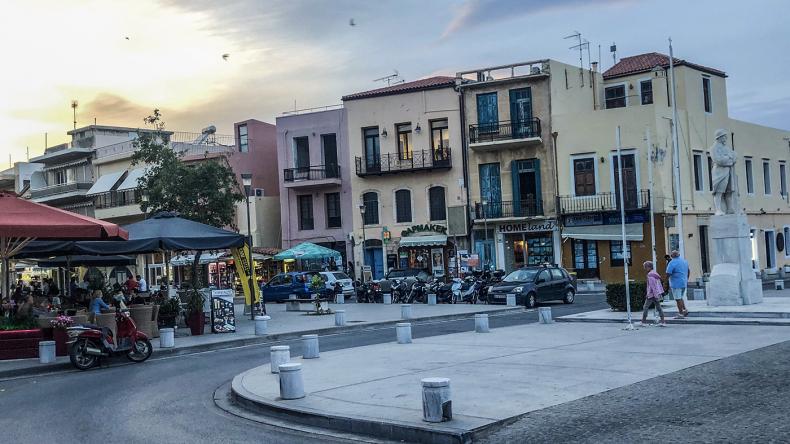 Die Altstadt von Rethymnon ist absolut sehenswert.
