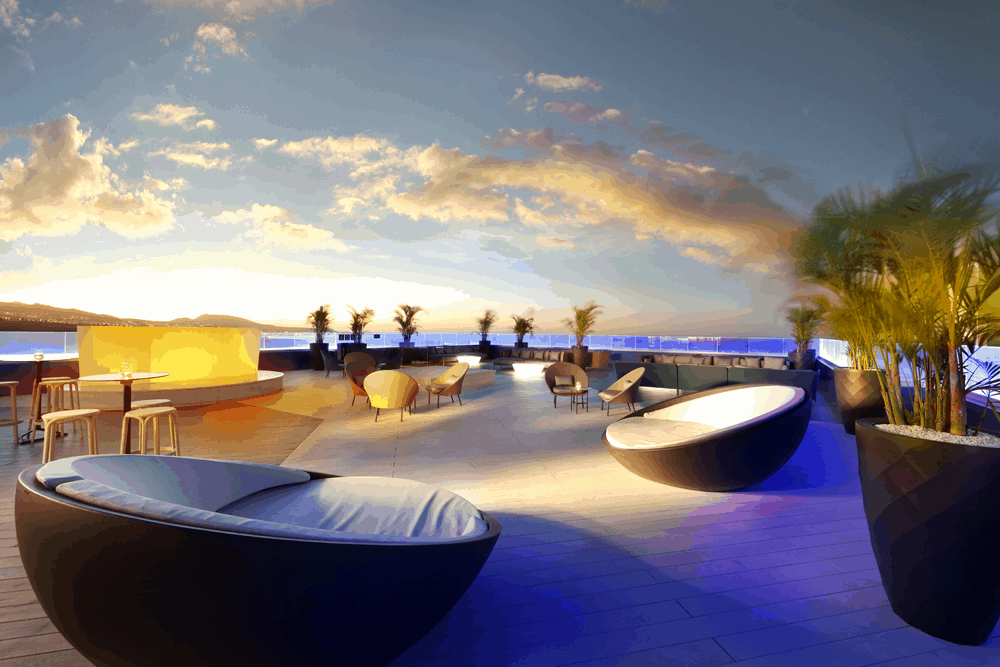Stylish, luxuriös und top modern: Das Hard Rock Hotel Teneriffa