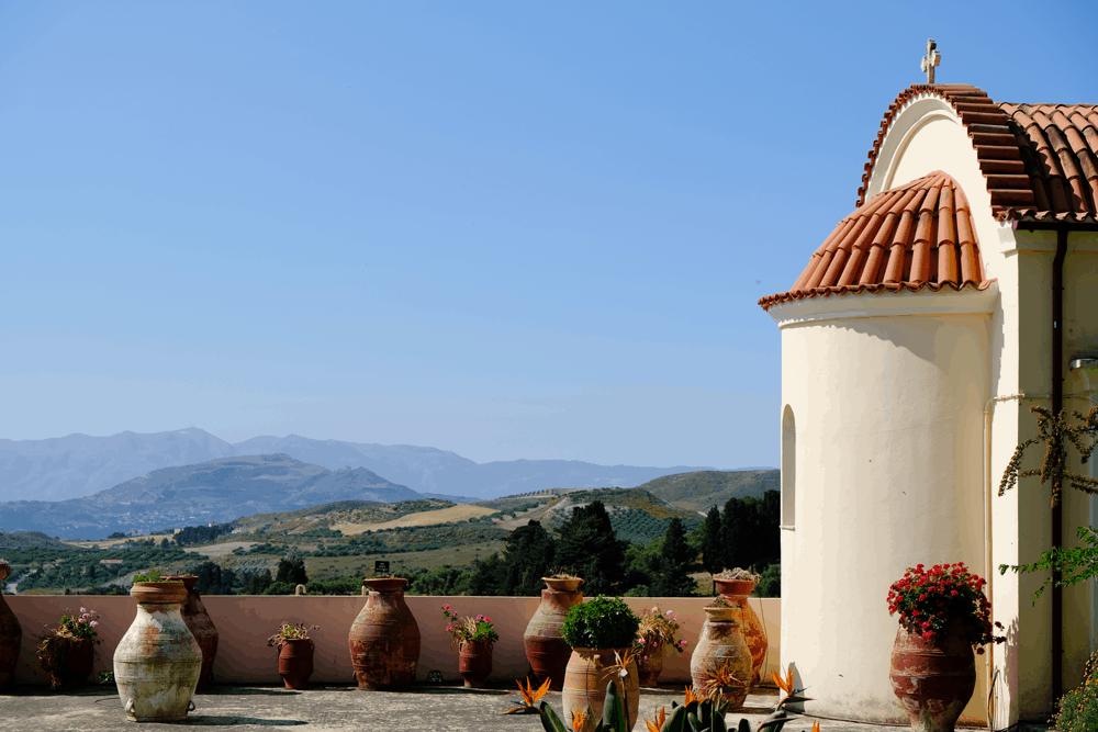 Der Mönch Athinagoras entschied sich nach seinem PhD-Studium an der kalifornischen Stanford University für ein Leben im Dienste der griechisch-orthodoxen Kirche