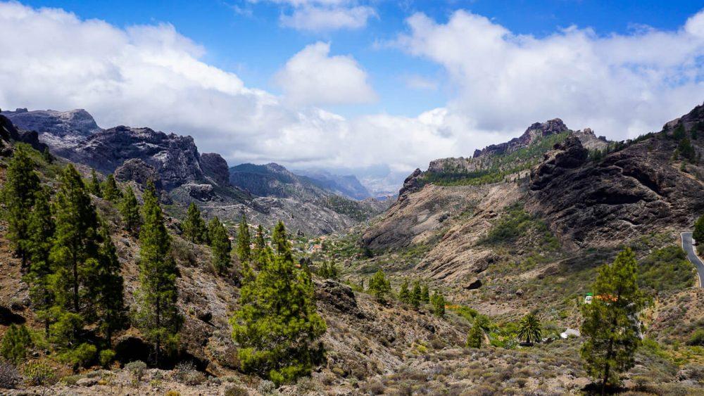 Bergwelt auf Gran Canaria