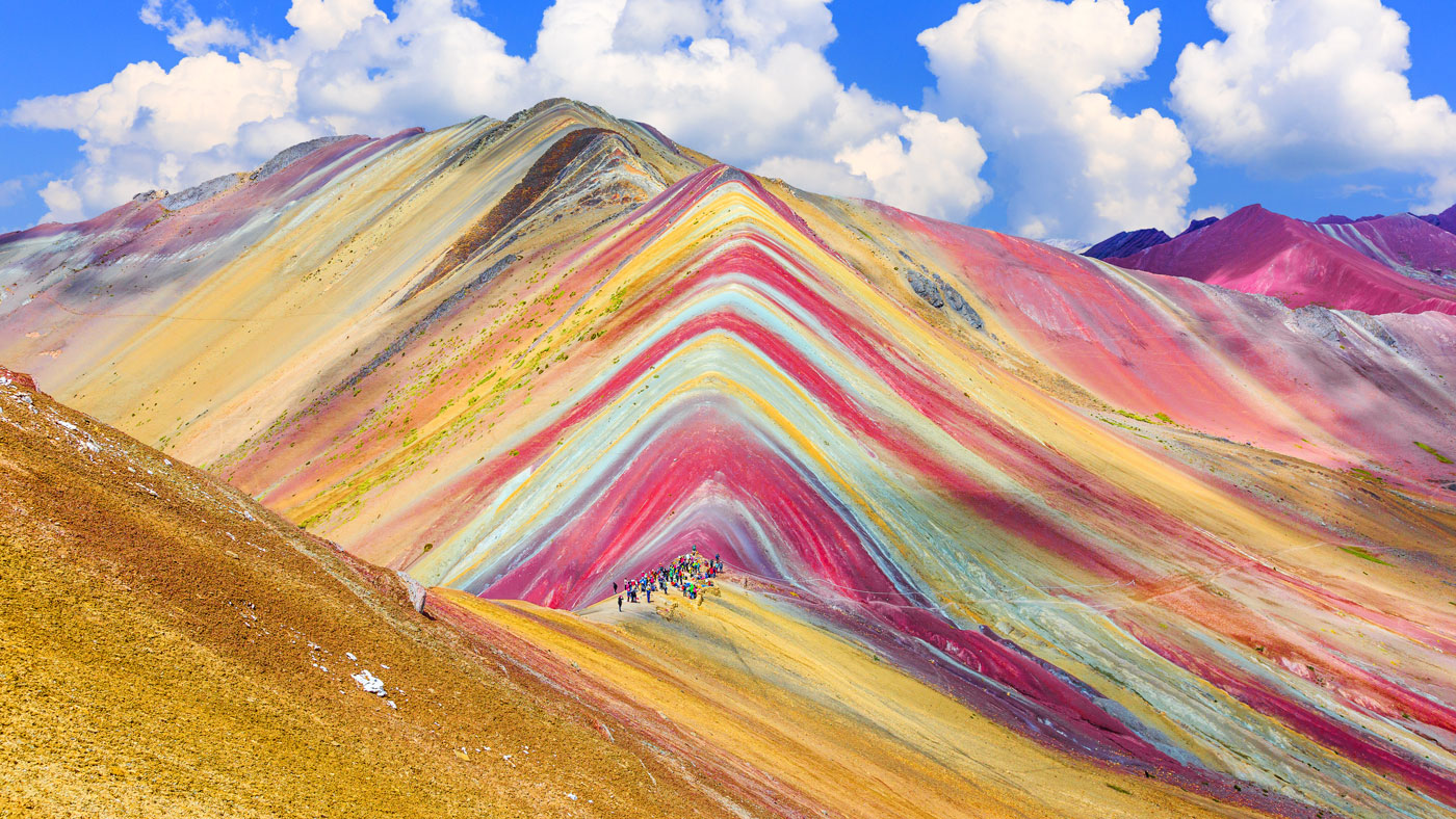 Regenbogenberg in Cusco