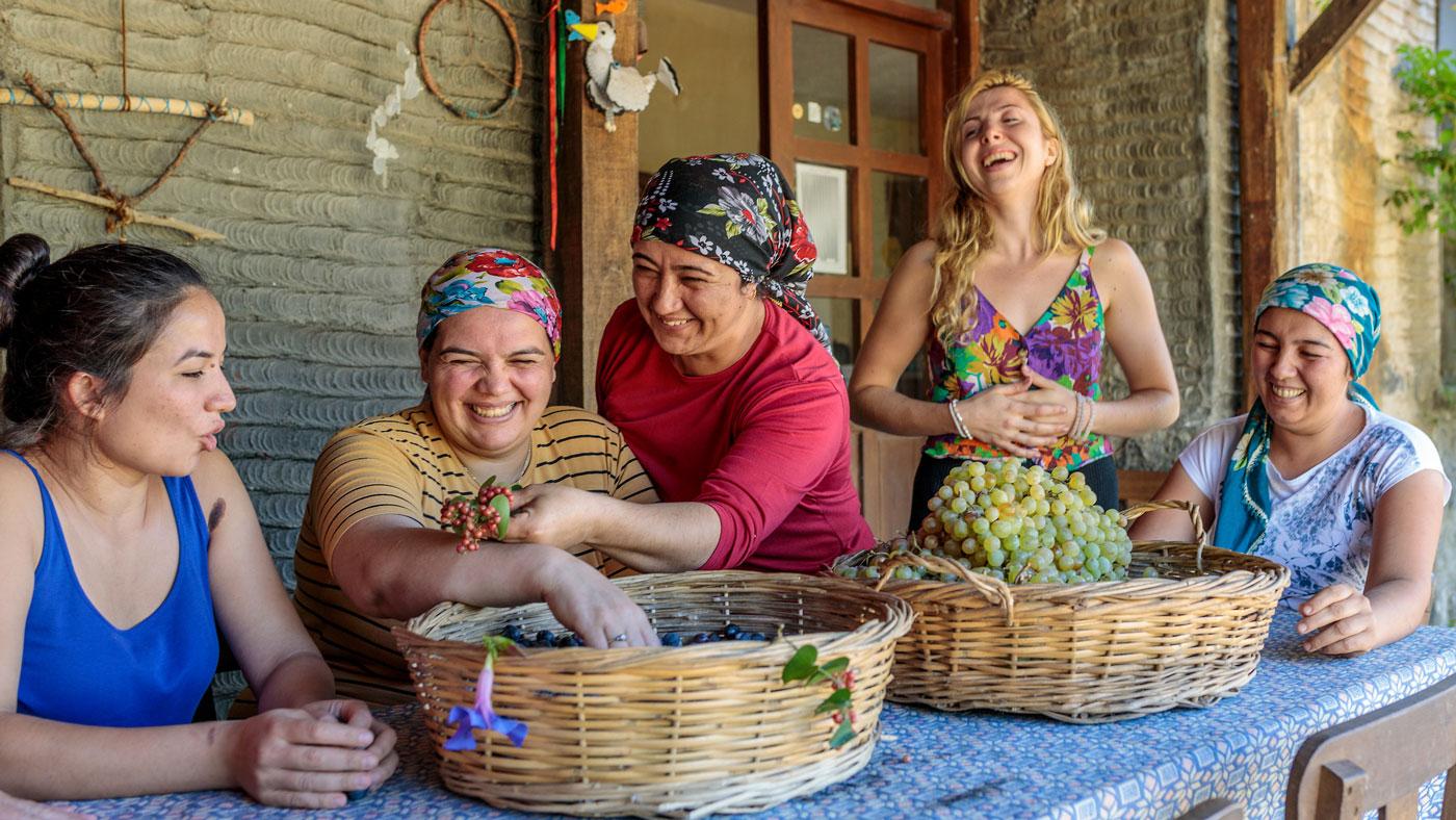 Lokale Produzenten in Mugla