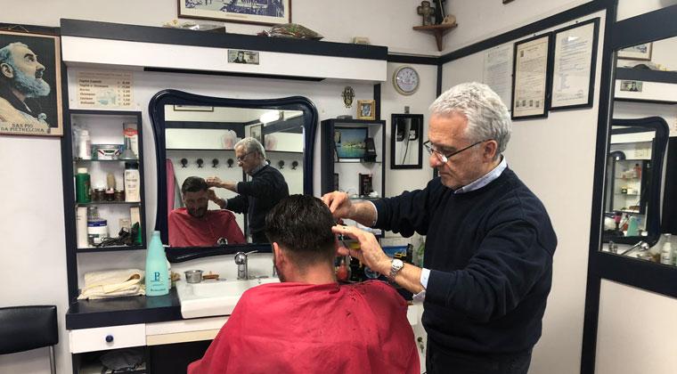 Friseur in Pizzo