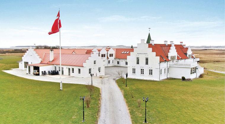 Großes Ferienhaus für maximal 24 Personen in Dänemark