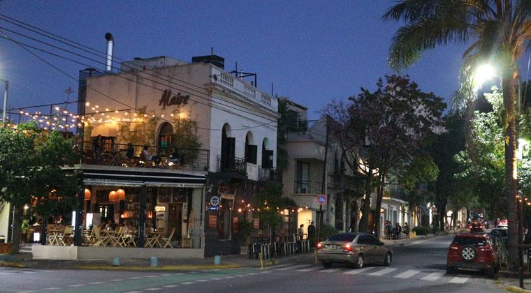 Nachtleben in Palermo