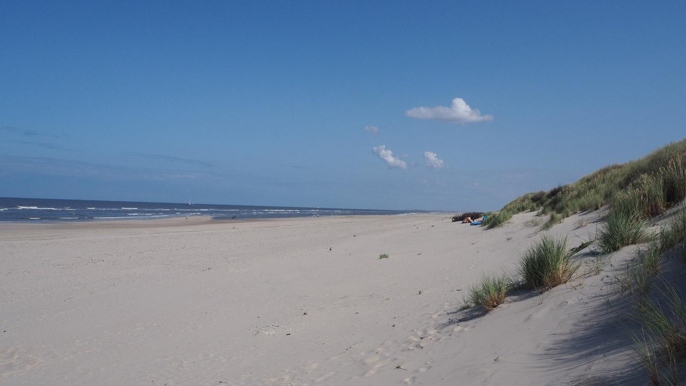 Was für ein toller Strand!