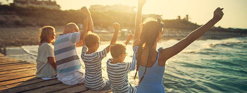 Familienurlaub auf Teneriffa