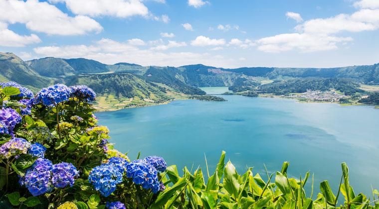 Azoren Inseln