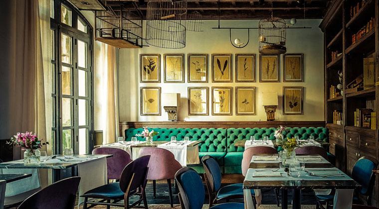 Can Bordoy Grand House and Garden Restaurant