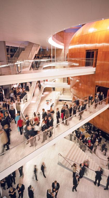 Die Königliche Oper in Kopenhagen
