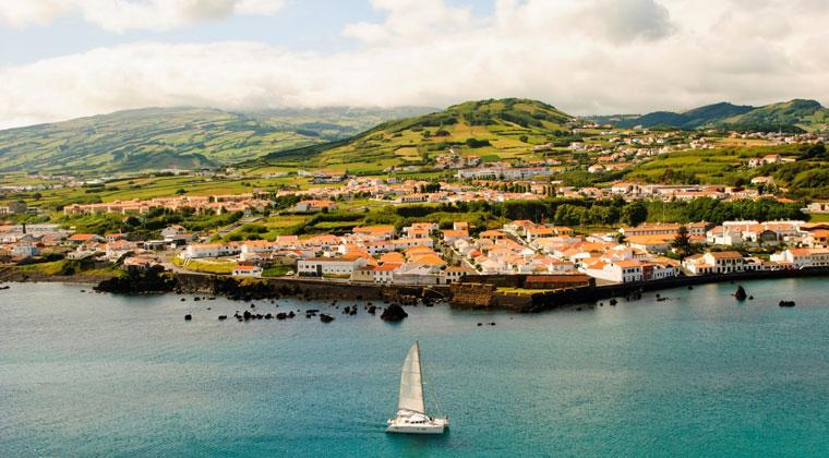 Faial Azoren Inseln