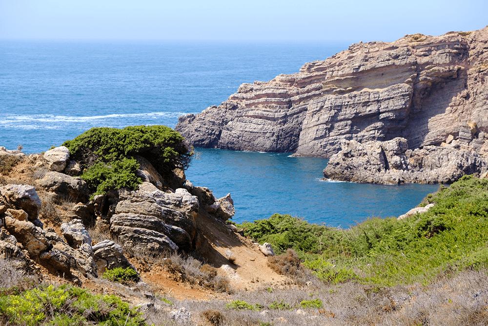 Herrliche 17 Grad sind auch in den Wintermonaten an der Algarve garantiert.