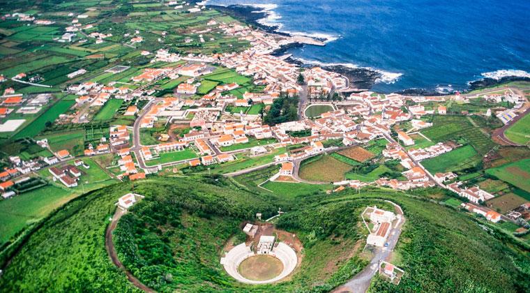 Garciosa Azoren Insel