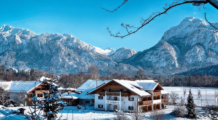 Hotel Sommer Silvester in den Bergen