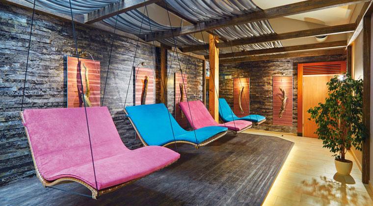 Wellnessbereich Hotel Sommer