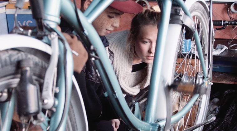 Pikala Tour Fahrradreparatur