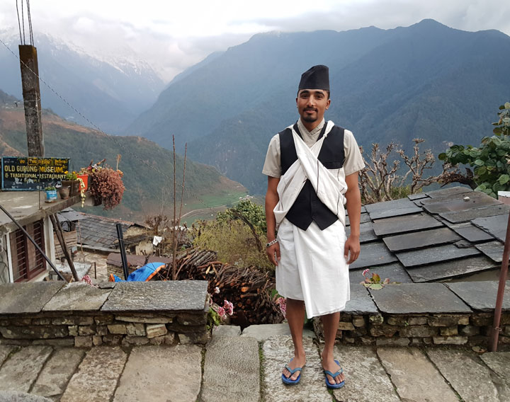 Nepal Guide Akash