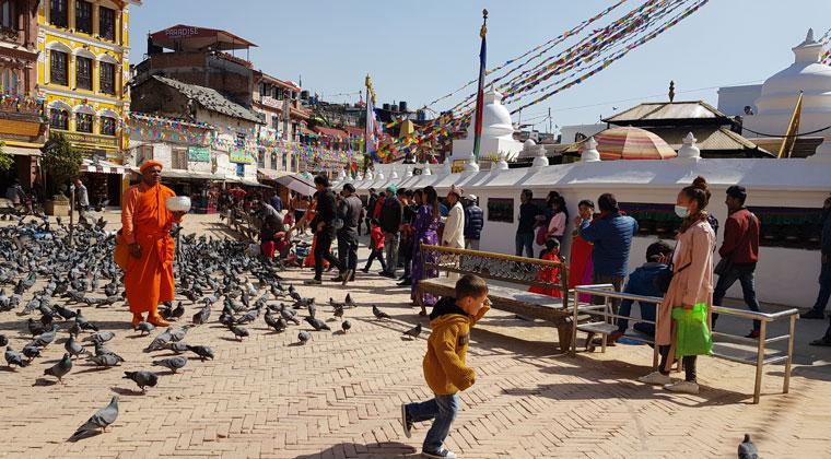 Nepal Trekking: Treffpunkt