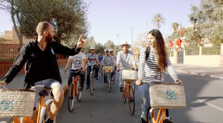 Pikala Fahrradtour