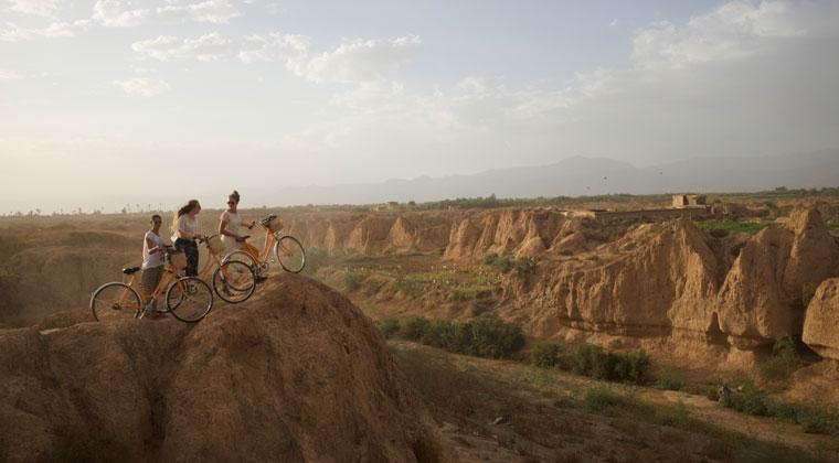 Pikala Tour durch Marrakesch